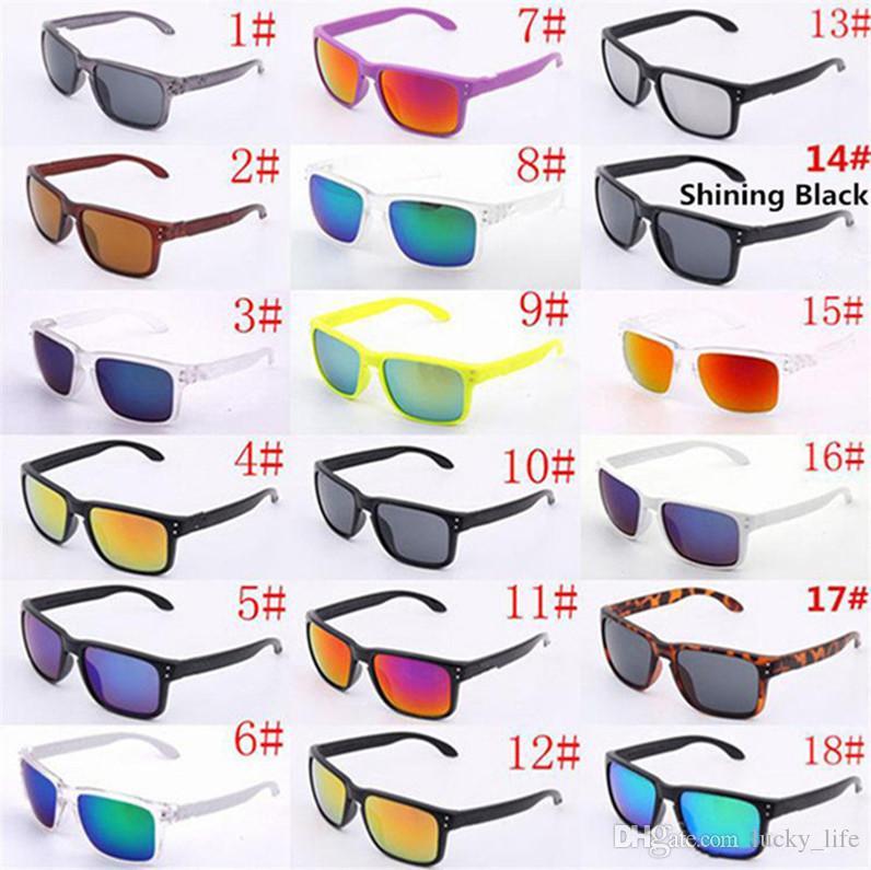 Whosale hombres mujeres diseñador de la marca Sunglass gafas de moda ciclismo deportes gafas de sol estilo clásico para hombre gafas de sol de conducción