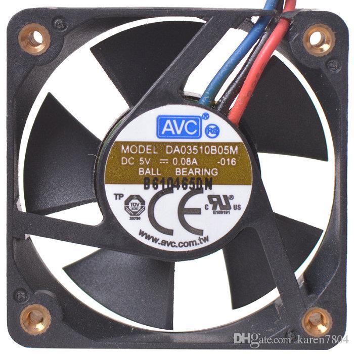 AVC F3510B12LY DA03510B05M AD3505LB-G52, Koelventilator