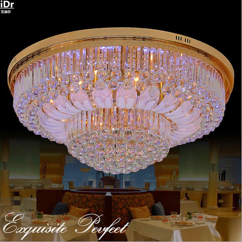 best cheap 417e5 a2e47 2019 The Latest Modern Crystal Flower Lamp LED Lamp Bedroom Room Lighting  Hing Restaurant Ceiling Lights Lmy 057 From Happylights, &Price;   ...