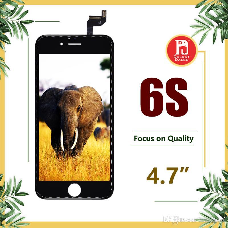 ЖК-экран для iPhone 6S для Tianma ЖК-дисплей 4,7-дюймовый дисплей с сенсорным экраном Digitizer Сильный 3D Touch Замена