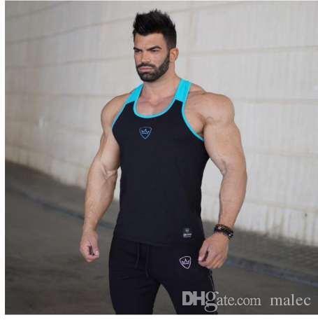 BeLegend New Fitness Men Canotta Uomo Bodybuilding Stringers Canotte Canotta Abbigliamento di marca