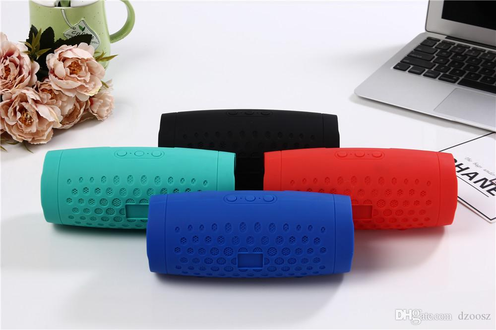 S3 Bluetooth Speaker Portable Wireless Stereo Music Sound Box Audio Super Bass U Disk TF BT Speaker FM HIFI Free Shipping by DHL