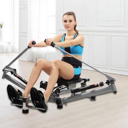 Tipo ejercicios remo de maquina