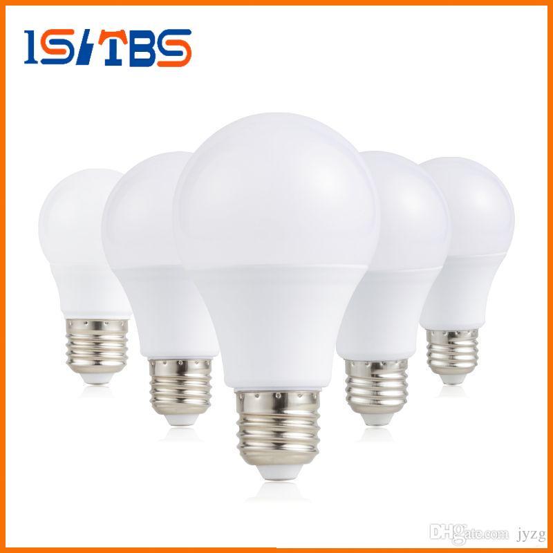 E26 E27 Dimmable Led Bulbs Light A60 A19 12W SMD Led Lights Lamp Warm/Cold White AC 110-240V Energy Saving