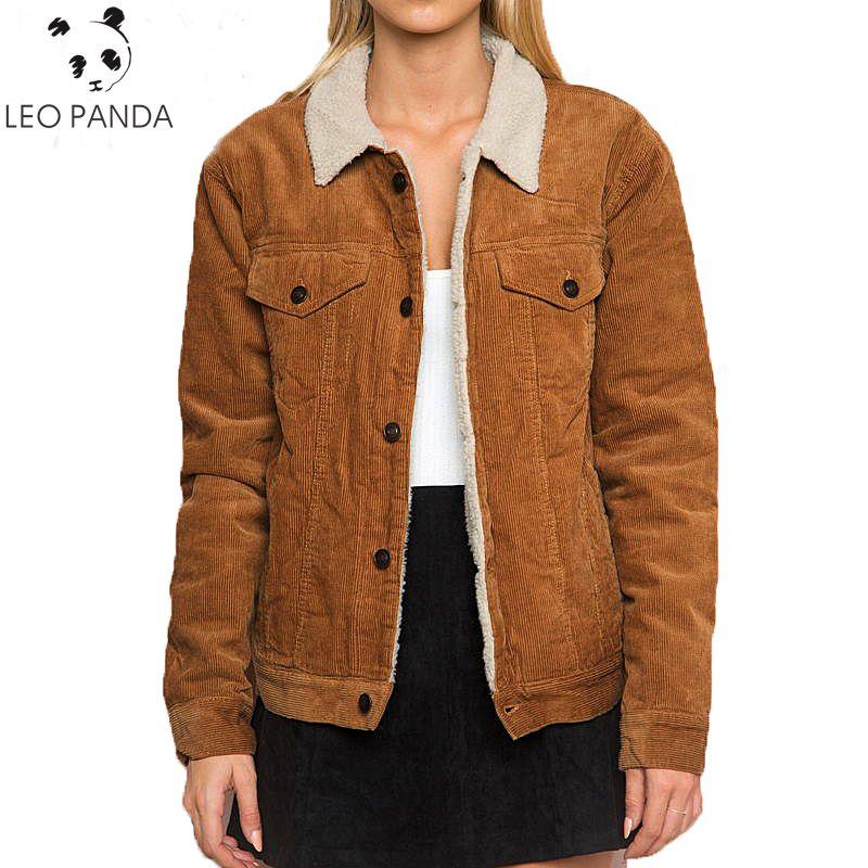 Осень новая мода женщины Женский с длинным рукавом высокое качество однобортный Мандарин воротник пальто из искусственного меха свободные пальто C 742