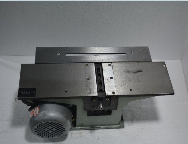 Машина Woodworking стенда многофункциональная для строгать / пилить / сверлить 220V