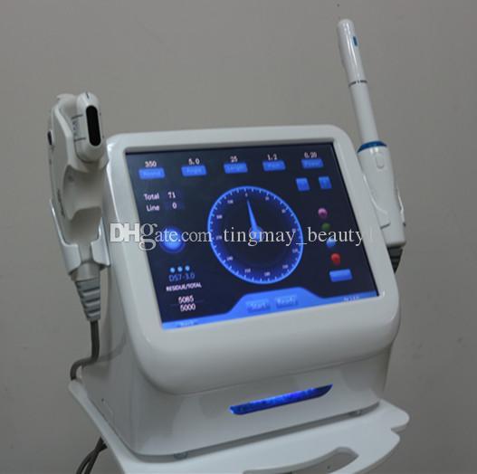 신기술 2 in 1 cmachine hifu vaginal tightening machine