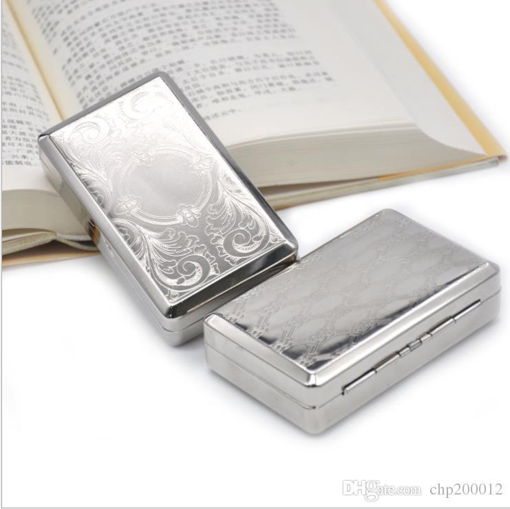 Portasigarette portatile in metallo per trasporto diretto di stelle marine