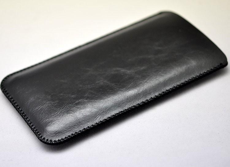 """Para Iphone 8 8 Plus 4 .7 5 .5 pulgadas Calidad superior Microfibra Funda de cuero Funda con forma de bolsa para teléfono para Iphone X 5 .8 """""""
