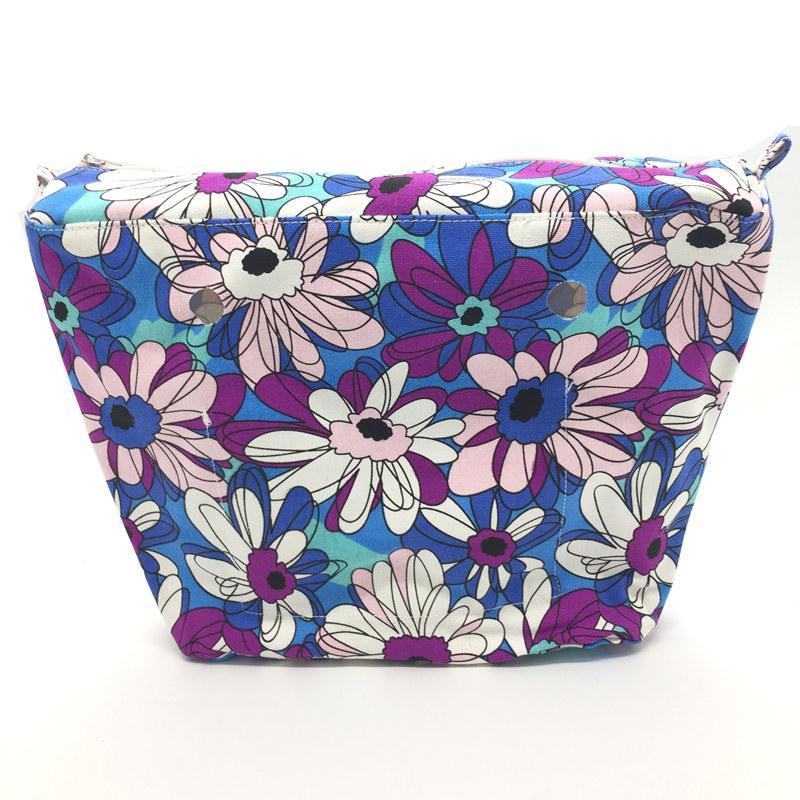El más nuevo bolsillo de cremallera de forro interior impermeable para el tamaño clásico para el bolso O