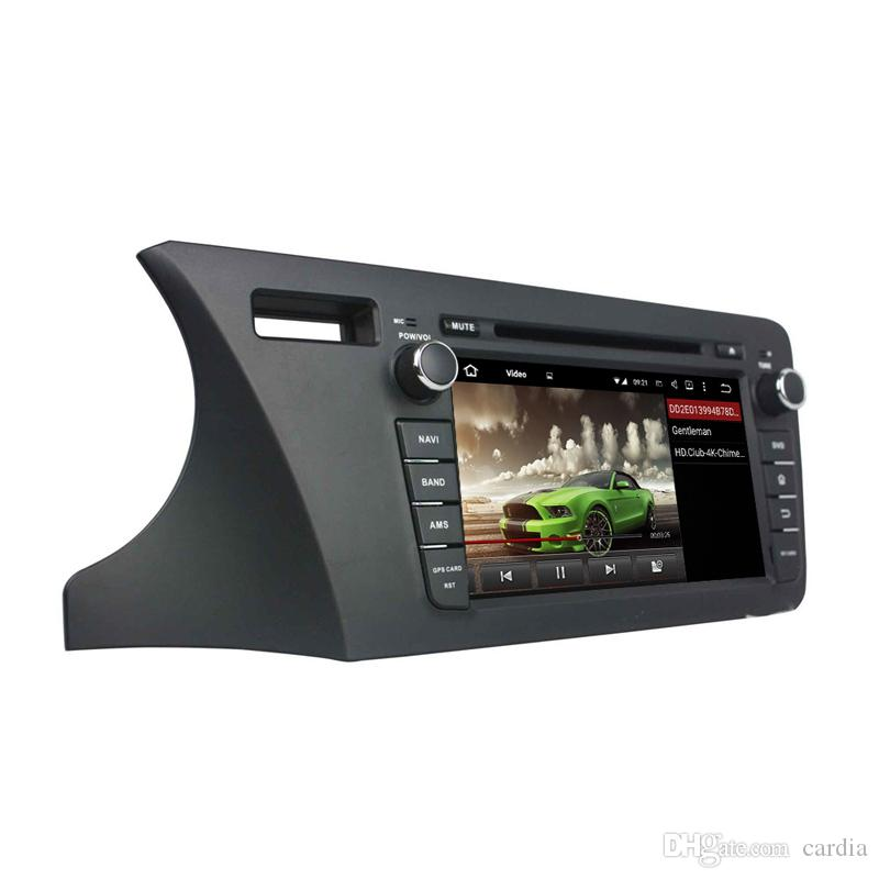 Car DVD player for Honda CITY 2014 Left driving 8inch 2GB RAM octa core Andriod 6.0 with GPS,Steering Wheel Control,Bluetooth,Radio
