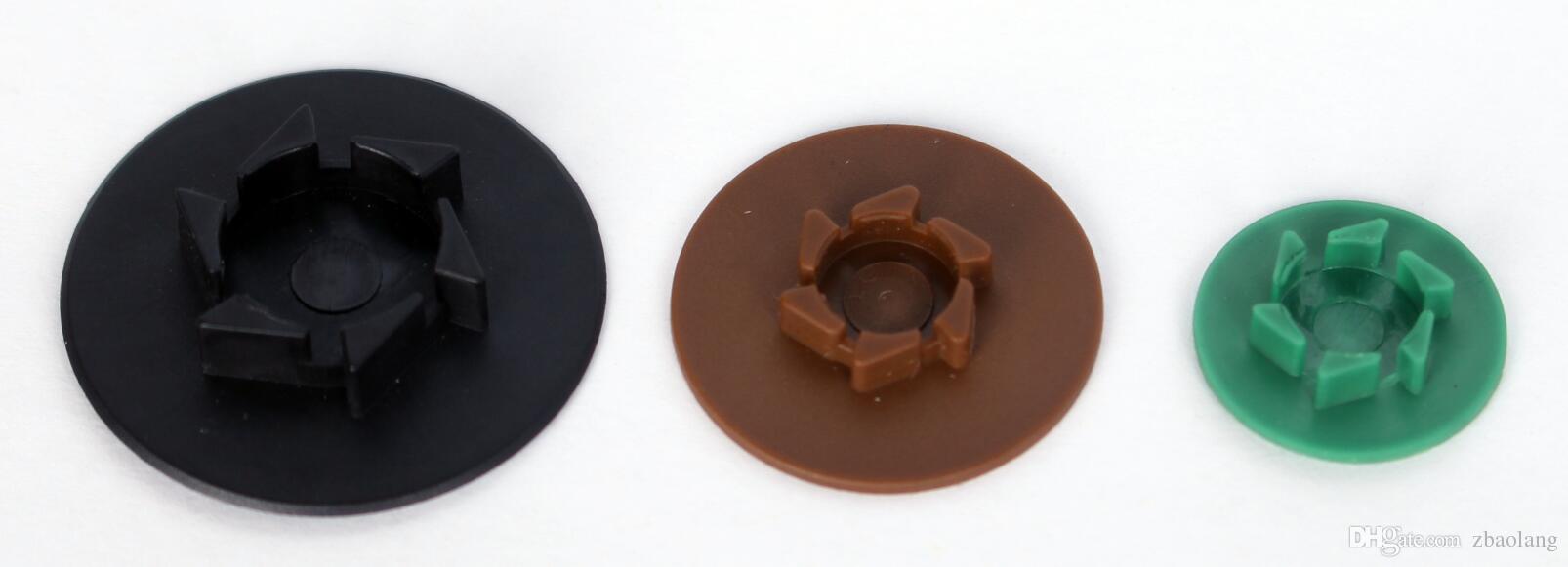 10000pcs / CTN 30mm Cambio rápido Discecto botón de plástico / abrasivo