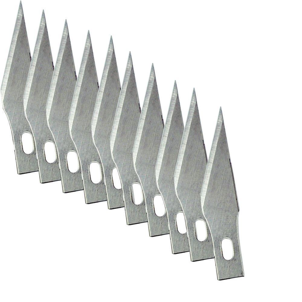 11 # 10 adet Ahşap Oyma Araçları Gravür Zanaat Heykel Bıçak Neşter Bıçakları için Kesici Alet PCB Onarım