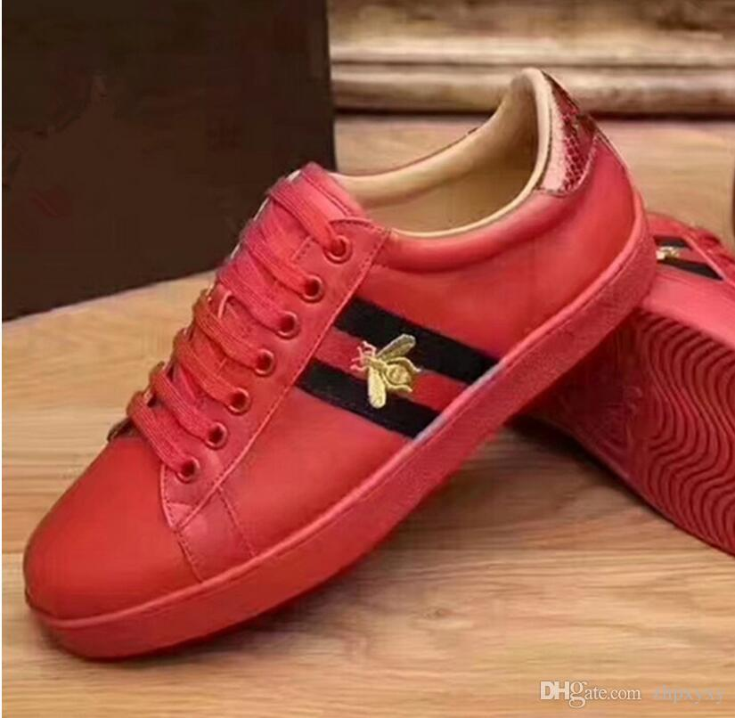 Hight Qualität 2018 Herrenmode Freizeitschuhe Männer Weiß Casual Schuhe, Breathable beiläufige Schuhe, Freizeitschuhe Größe: 38-45 Hot Sale Werbe