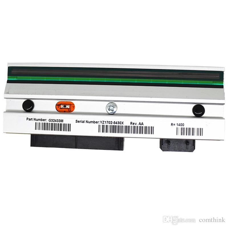 Nouvelle tête d'impression 105SL pour imprimante thermique Zebra 105SL 300DPI compatible G32433M garantie de 90 jours de bonne qualité