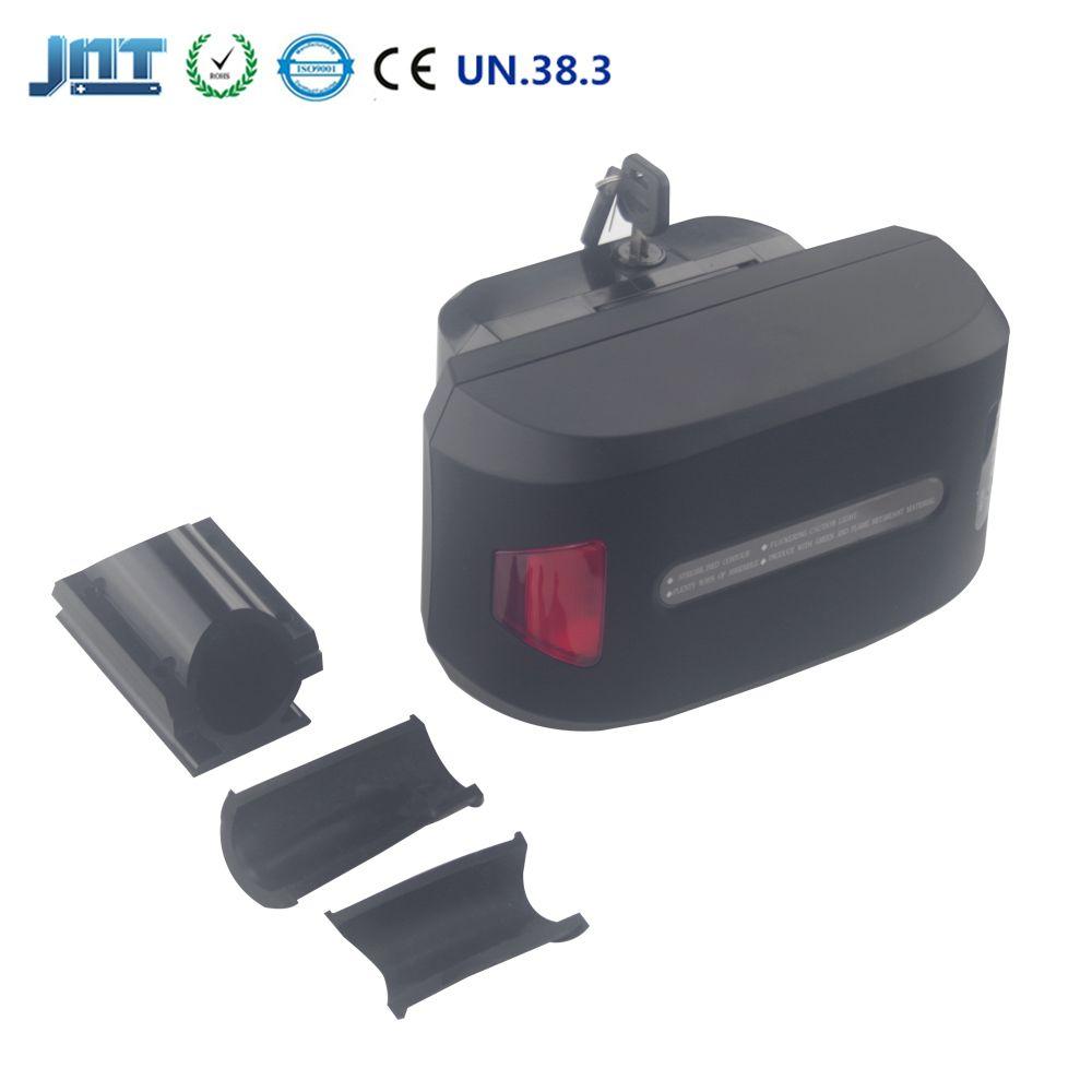 Freies AU EU US lithium batteriebetriebene faltrad 36 V 12AH Japan 18650 PF li ionen akkus für 350 Watt 500 Watt Bafang motor + 2Acharger