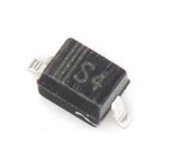 500 unids 0805 S4 1N5819 1N5819WS B5819WS diodos smd IN5819 SOD-323