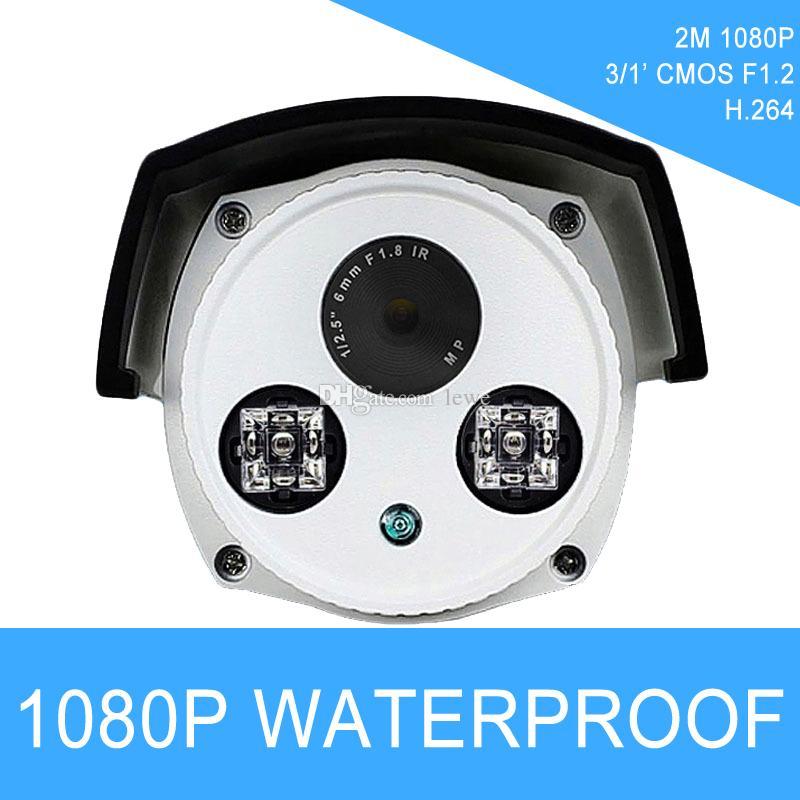 المنزل الذكي cmos 1/3 3.6 ملليمتر 4 ملليمتر 6 ملليمتر 8 ملليمتر عدسة للماء كاميرا ip شبكة 1080 وعاء 2 متر كاميرا h.264 12v2a
