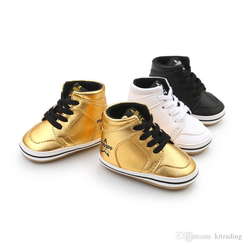 2018 حذاء طفل بو heudauo 3 ألوان ل 0-1 طن الرضع أزياء بلون المطاط وحيد مشوا الأولى لطيف مكافحة زلة prewalker للبنين فتاة