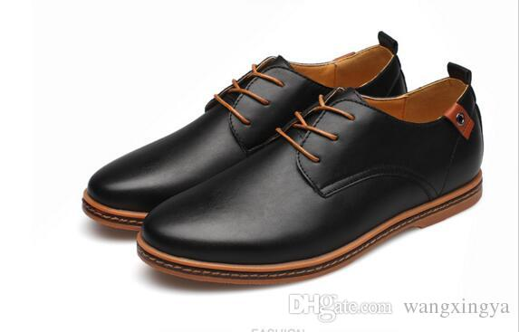 New Extra Large Code Mens Shoe Business