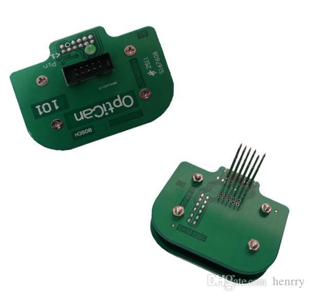 BDM100 EDC16 OBD No.101 und NO.201 Adapter für Siemens Probe Works BDM Rahmen Adapter