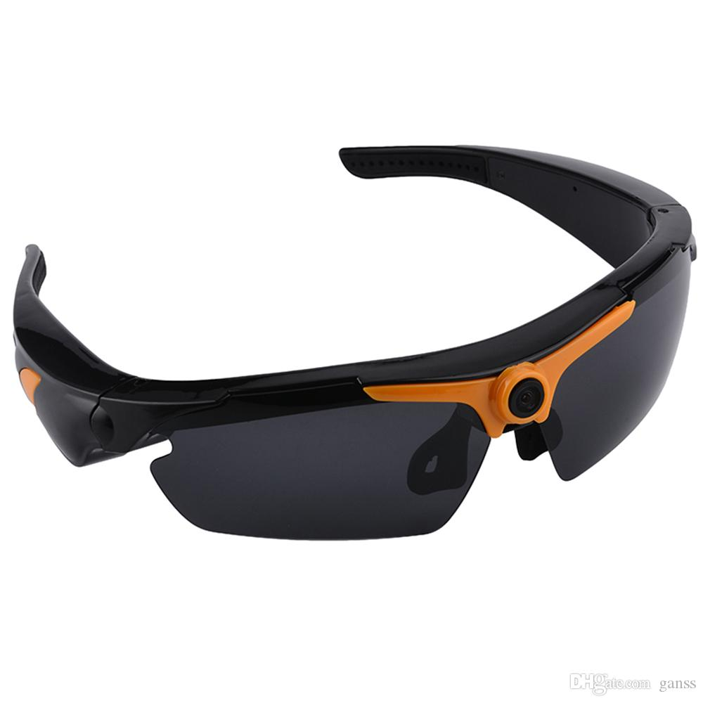 Sunglasses Camera with Remote Control Full HD 1080P with 170 Degree Wide Angle Sport Action Glasses DVR Video Recorder for Outdoor