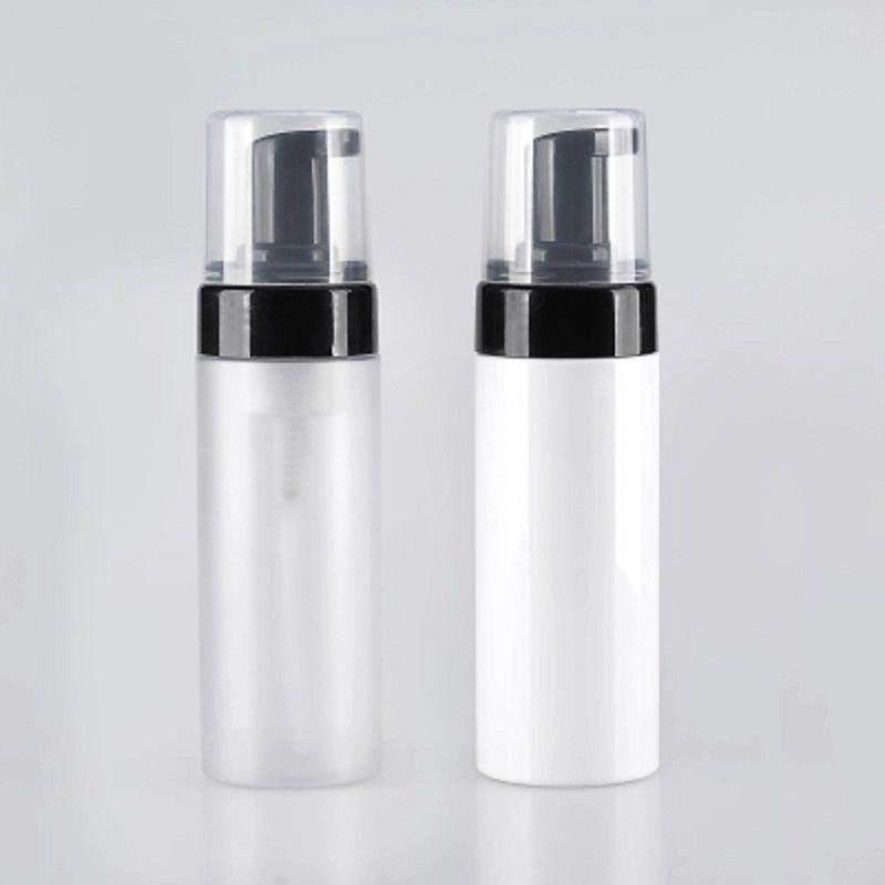 300 قطع 100 ملليلتر 150 ملليلتر الخالي التجميل منظف الوجه غسل كريم البلاستيك متجمد الحيوانات السائل الصابون رغوة زجاجة رغوة مضخة الحاويات