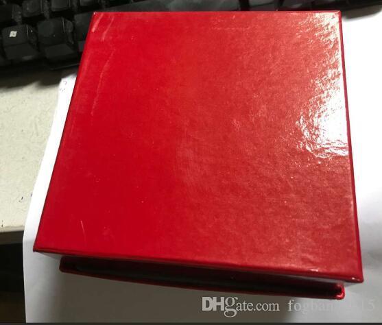 nuovo di vendita caldo Cinture da uomo di dialogo cinghia delle donne di affari scatola di colore rosso solo scatola