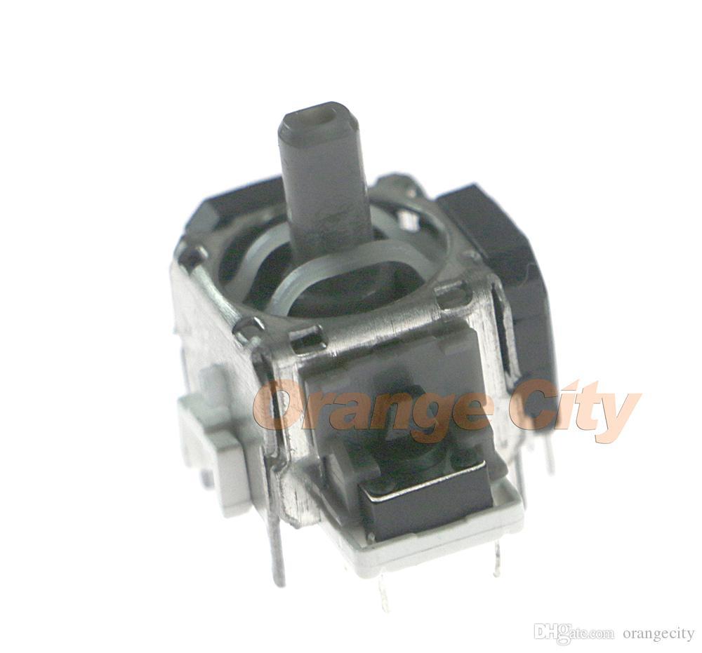 Negro con ALPS 3D Analog Sensor 3D Analog Axis 3D Joystick Potenciómetro para Playstation 4 PS4 Controller OEM