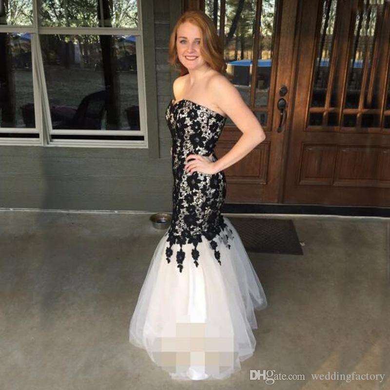 ビンテージブラックゴシックウェディングドレス恋人ノースリーブブラックレースマーメイド安いウェディングドレス床の長さのブライダルガウンカスタムカラー