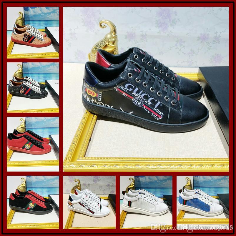 Fastlane Sneaker High Quality Classical Luxury Brand Calf