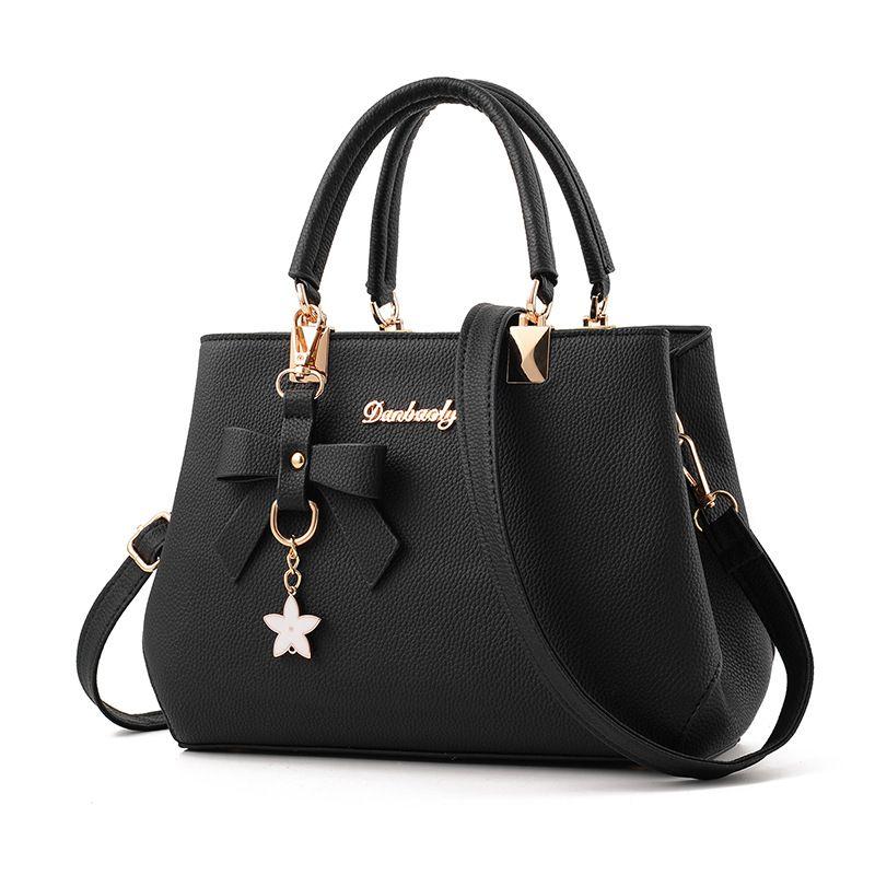 CANGTOUCUN сумки Женские сумки Мода женщин плеча сумки Черная сумка Женский Болса Feminina S-143