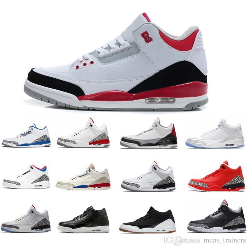 Cheap высокое качество мужчин баскетбольные туфли корея катрина пожарный красный чистый белый черный цемент jth gartful мужская обувь спорты кроссовки 41-47