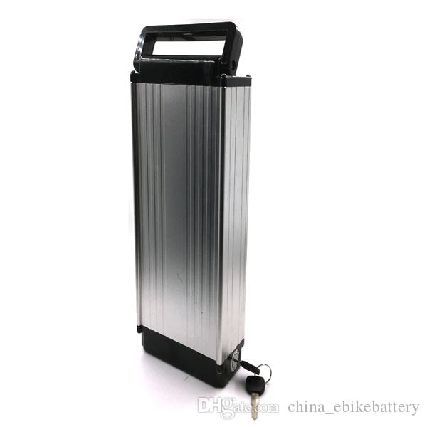 Batterie électrique arrière électrique gratuite 48v 20AH 18650 batteries 30A BMS pour chargeur 54.6V 2A moteur 750 / 100W