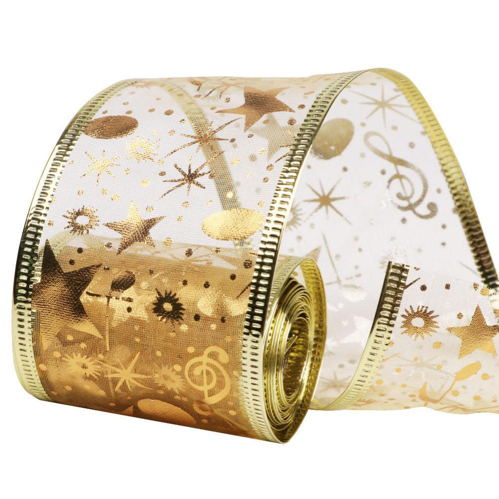 Special Occasion Ribbon Gold 100 Yards