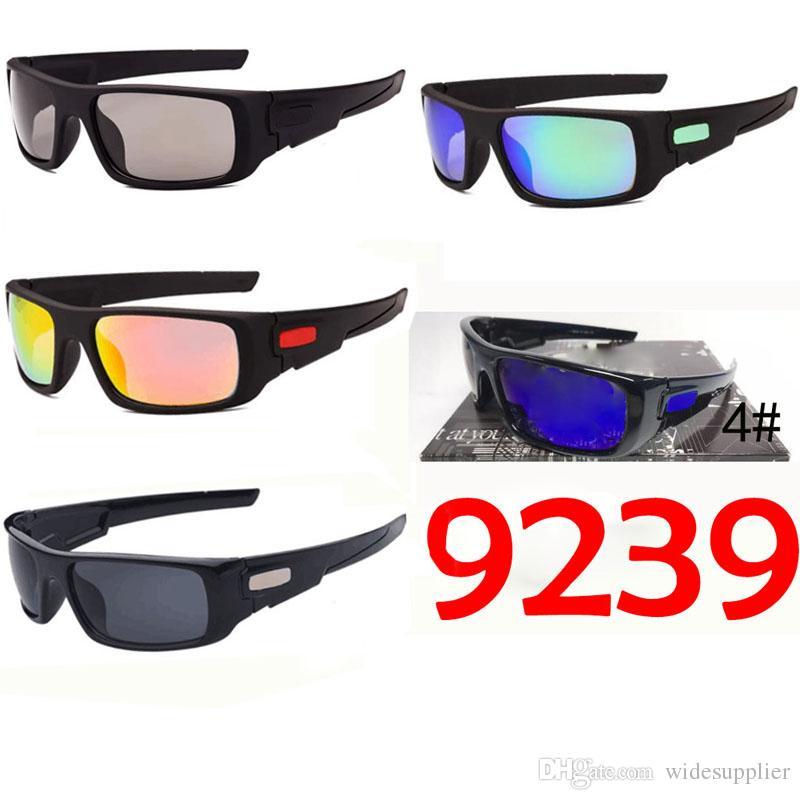 النظارات الشمسية المصمم الشهير للرجال والنساء شعبية الرياضة في الهواء الطلق ركوب الدراجات نظارات شمسية Dazzel Colors نظارات واقية نظارات الشمس ظلال 5 ألوان