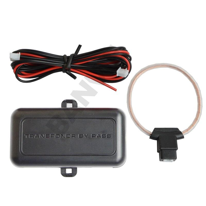 2019 Russian Car Alarm Transponder Immobilizer Bypass BP 02 Module For Chip  Key Applied In Remote Engine Start & Stop Button & PKE From Paping,
