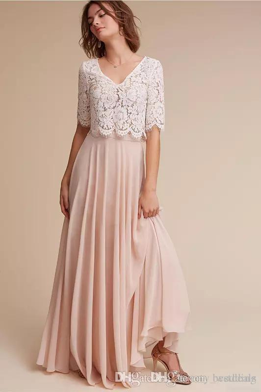 Lange Vintage Kleider 5bf07c