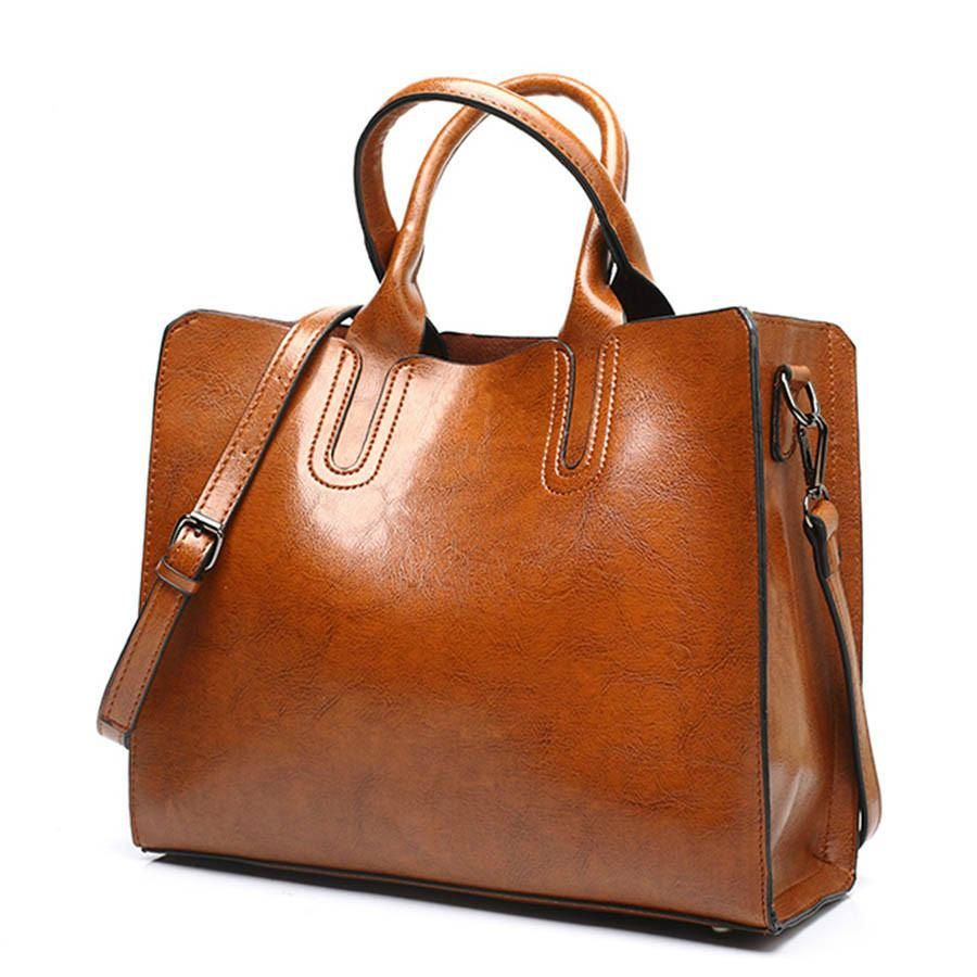 2018 nouvelles femmes sac à main style européen américain PU sacs à main en cuir de mode dames messenger sacs occasionnel solide sac à bandoulière