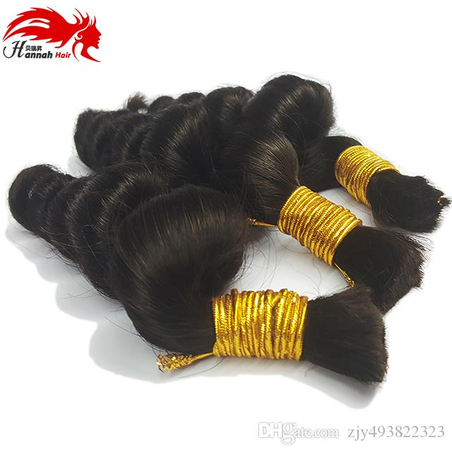 한나 (Hannah) 제품 구매 세 번들 150gram 브라질 머리카락 용 머리카락 용 머리카락 용 머리카락 용 머리핀