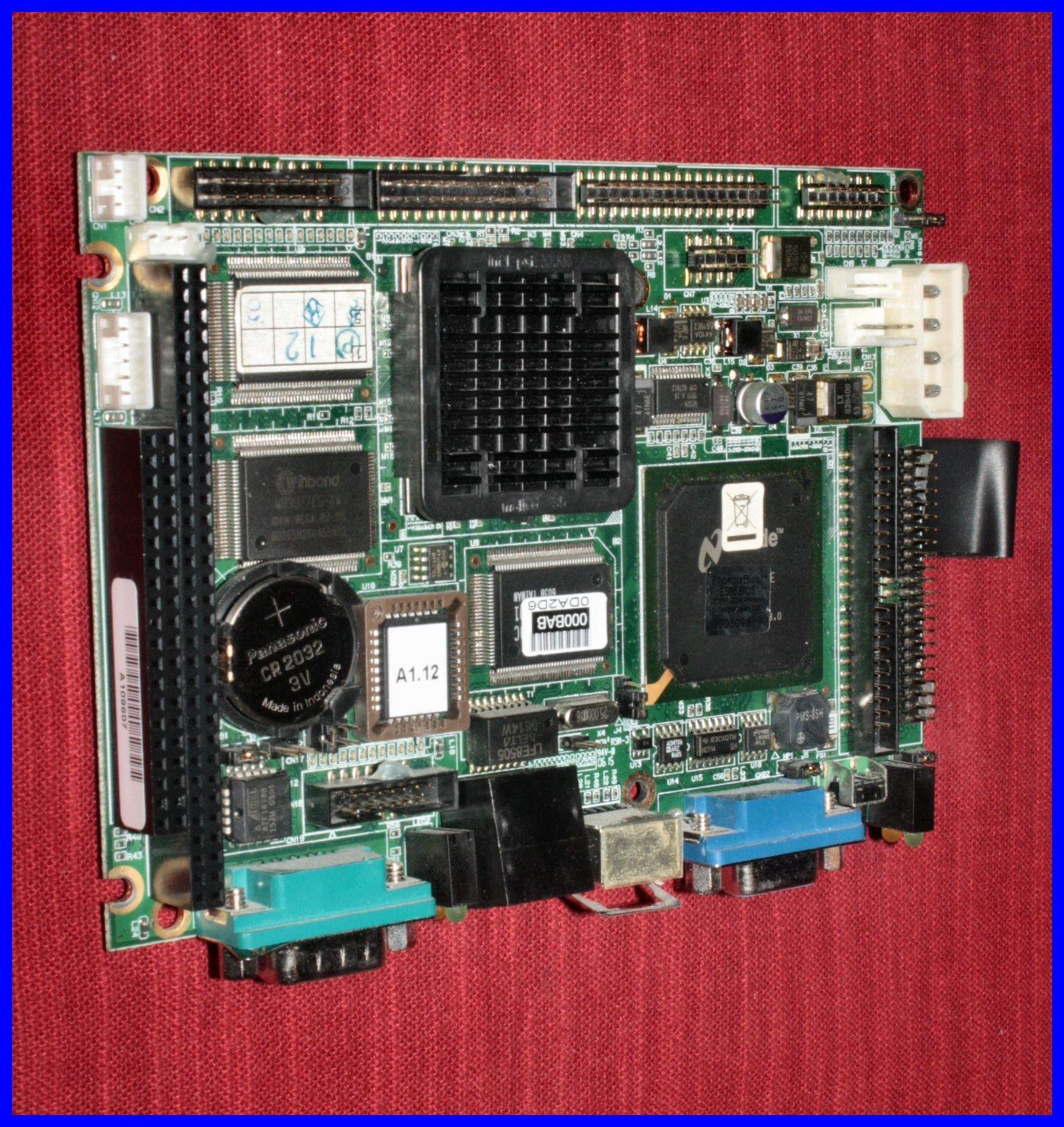 Доска промышленного оборудования PCM-5825 PCM5825F REV A2