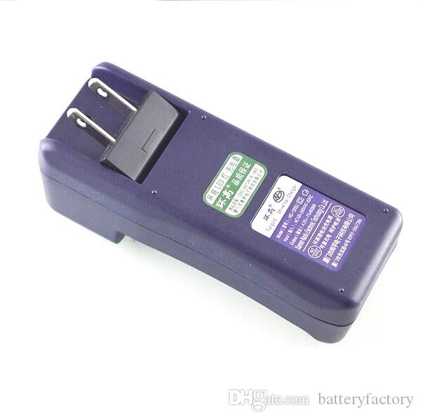 充電式リチウムイオン電池のための充電器普遍的な充電器の充電器デュアルスロットの充電器18650 14500 18500 26650