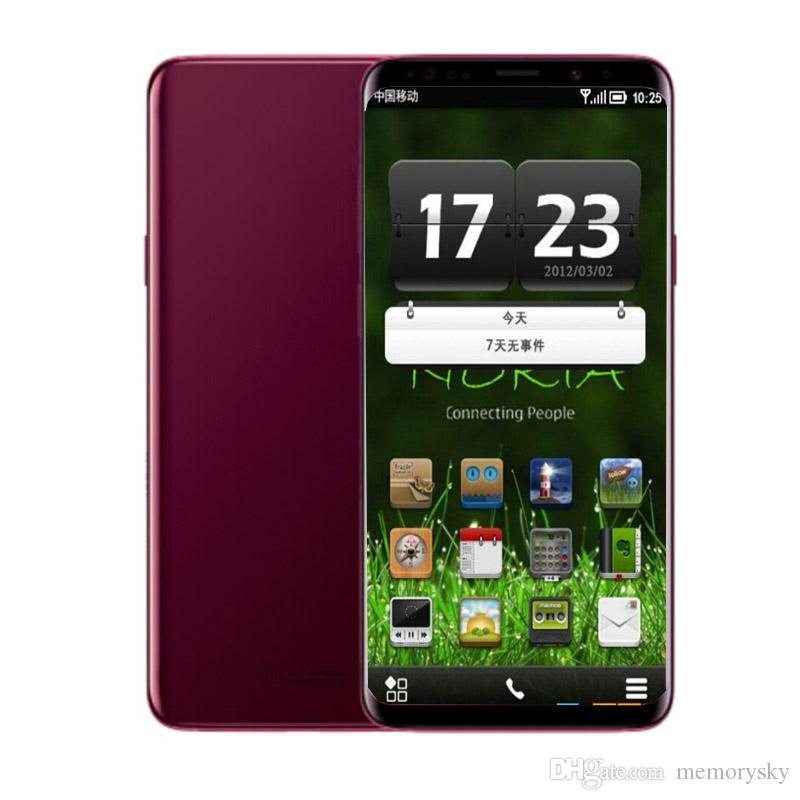 4G LTE Goophone 11 max 1GBRAM 16GBROM MTK6580 Quad Core 13MP camera 6.5inch Andriod Phone Sealed Box