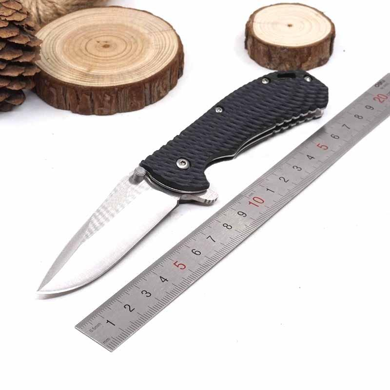 Newest Pocket Hunting Knife Outdoor Camping Tools Utility Knife 5CR13 Blade Folding Tactical Survival Knives EDC Multitool