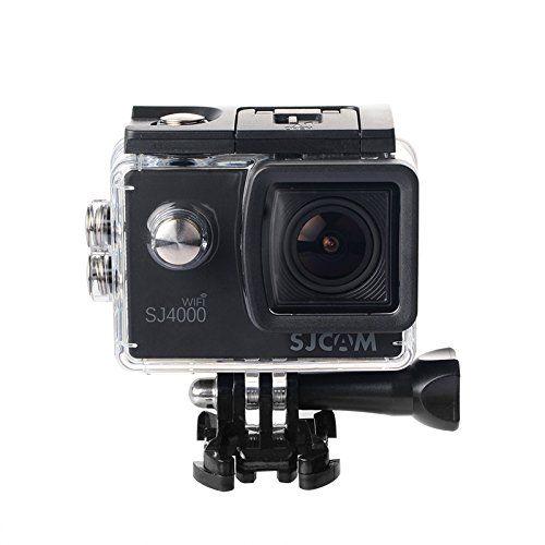16GB TF Card+ Original SJCAM@ HD 1080p 2'' Screen SJ4000 WIFI 30M Waterproof Diving Sports Action Video Camera Audio Recorder DVR