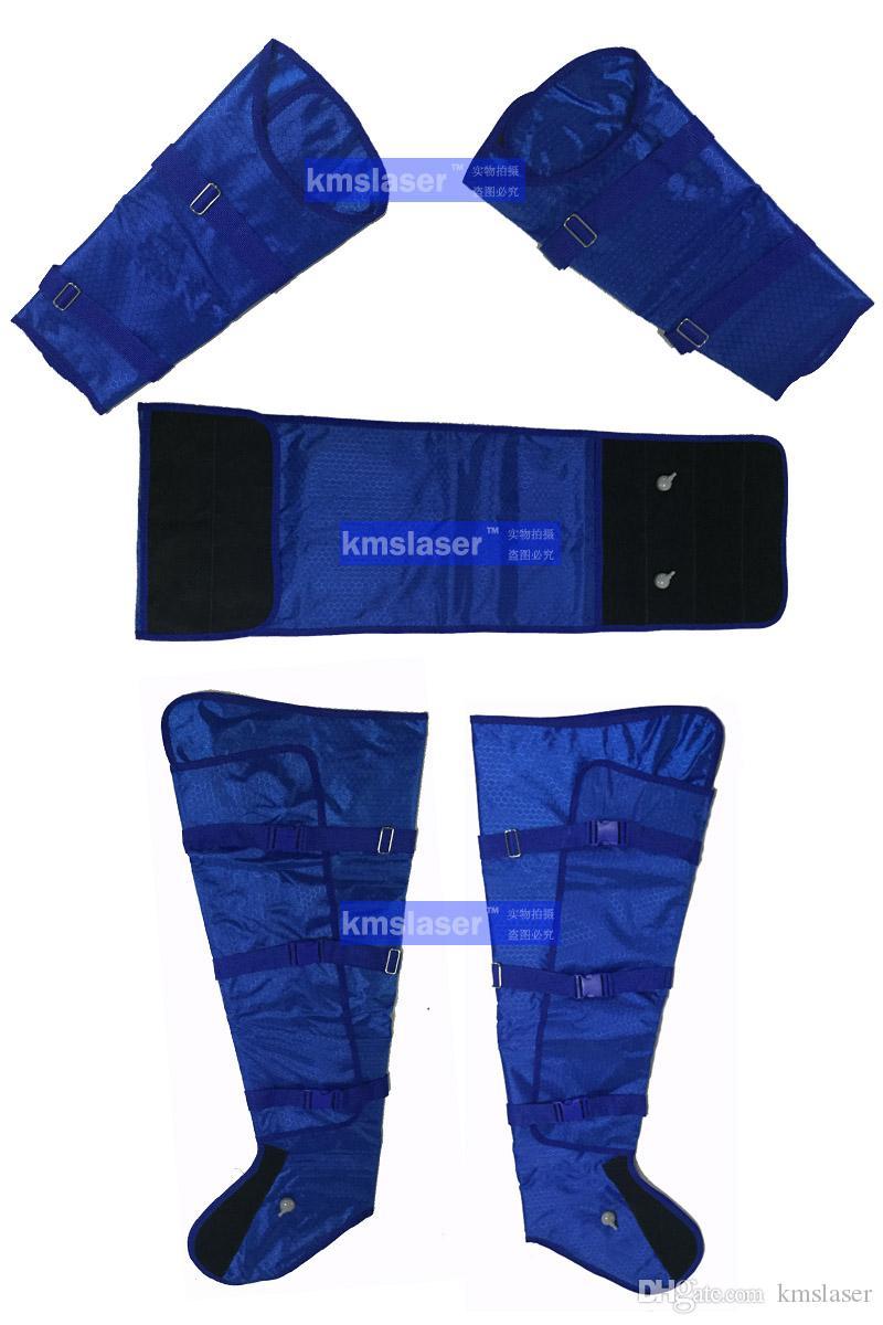 Hava Basıncı Pressotherapy Battaniye Zayıflama Vücut Kilo Kaybı Lenfatik Salon Meme Masaj Güzellik Makinenin Takım / Makine Dahil Değil