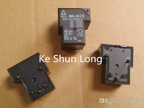 Freies Verschiffen Los (5pieces / lot) 100% ursprüngliches neues HSIN DA 953-1A-9DG-2 9VDC 953-1A-12DG-2 12VDC 953-1A-24DG-2 24VDC 5PINS 30A Leistungsrelais