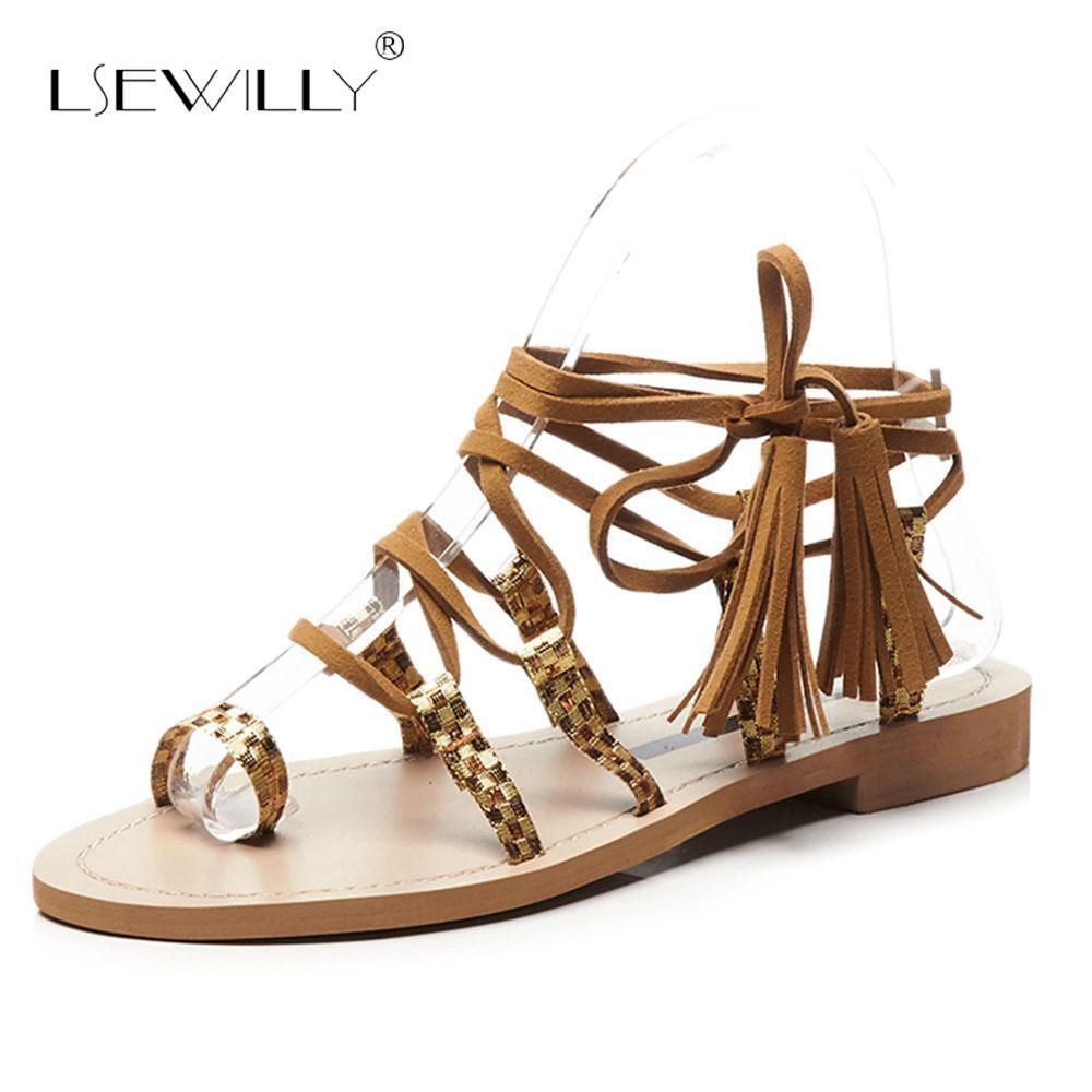 wholesale Female Shoes Women Rome Beach Shoes Ladies Shoes Women Sandals Summer Open Toe Fashion Platform Heels Wedge Sandal S140