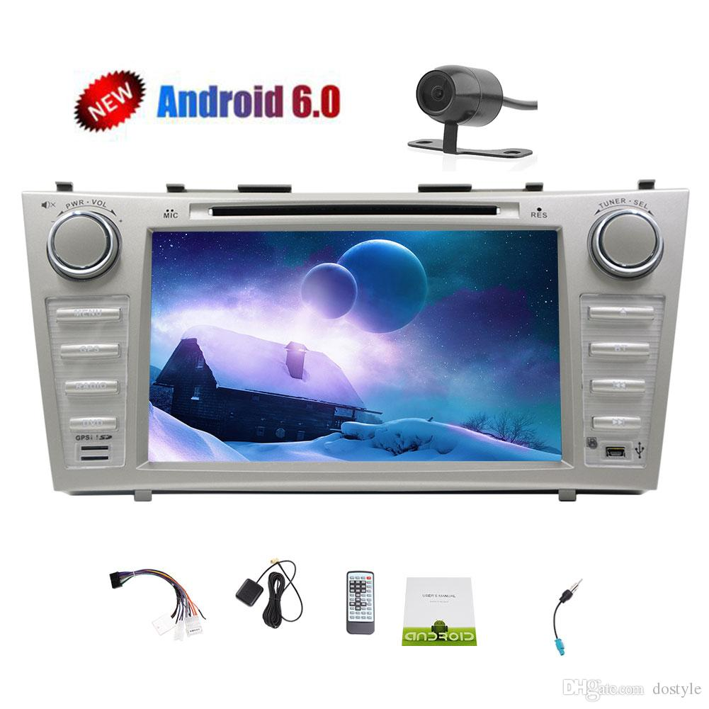 EinCar Android6.0 Marshmallow Car Radio In Dash GPS Car Stereo for TOYOTA Camry Vehicles Navigation car DVD Player Headunit USB/SD/WiFi