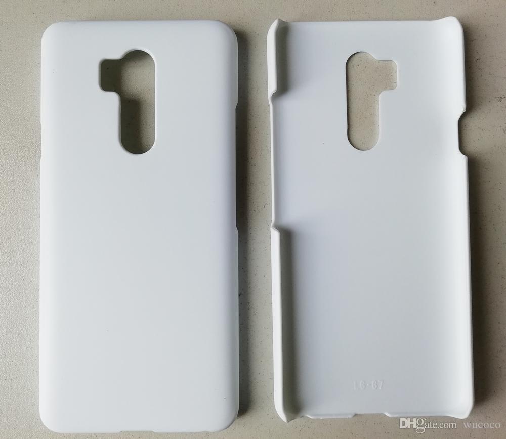 LG G2 G3 G4 G5 G6 G7 için 3d boş yazdırılabilir süblimasyon durumda özel 3d makine tarafından yapılan 100 adet karıştırıp